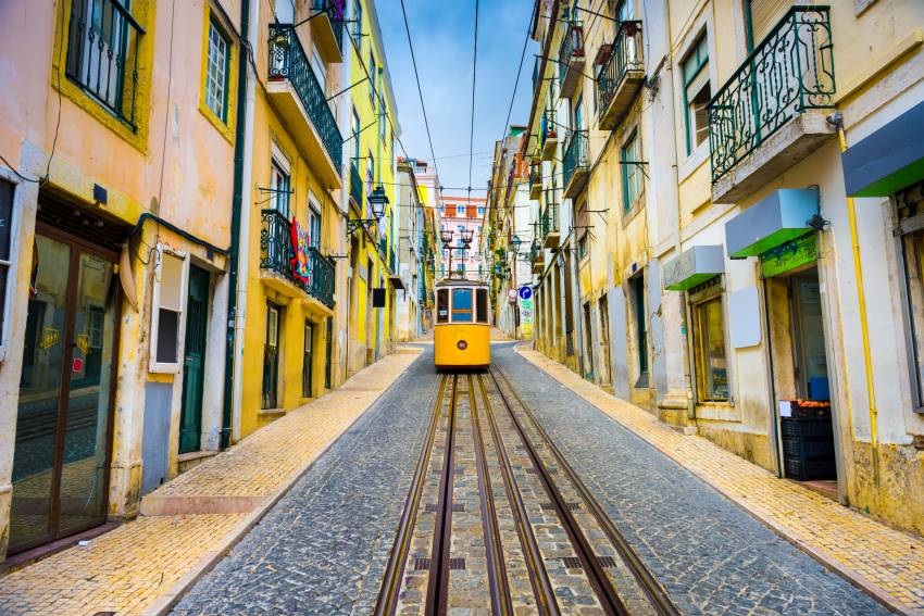 Экскурсовод по Португалии (фото)