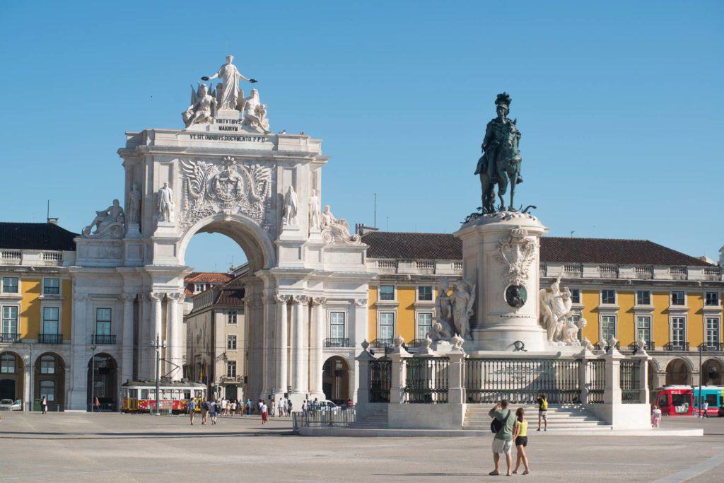 Лиссабон: исторический центр + Вифлеемский район (фото)