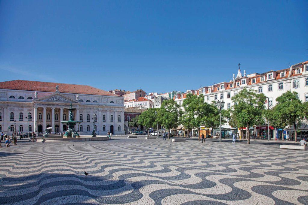 Пешеходная экскурсия по Лиссабону (фото)