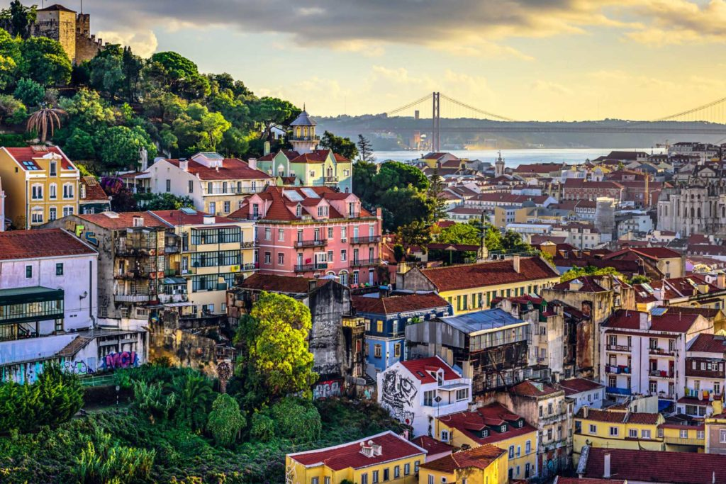 Привет, Лиссабон (фото)