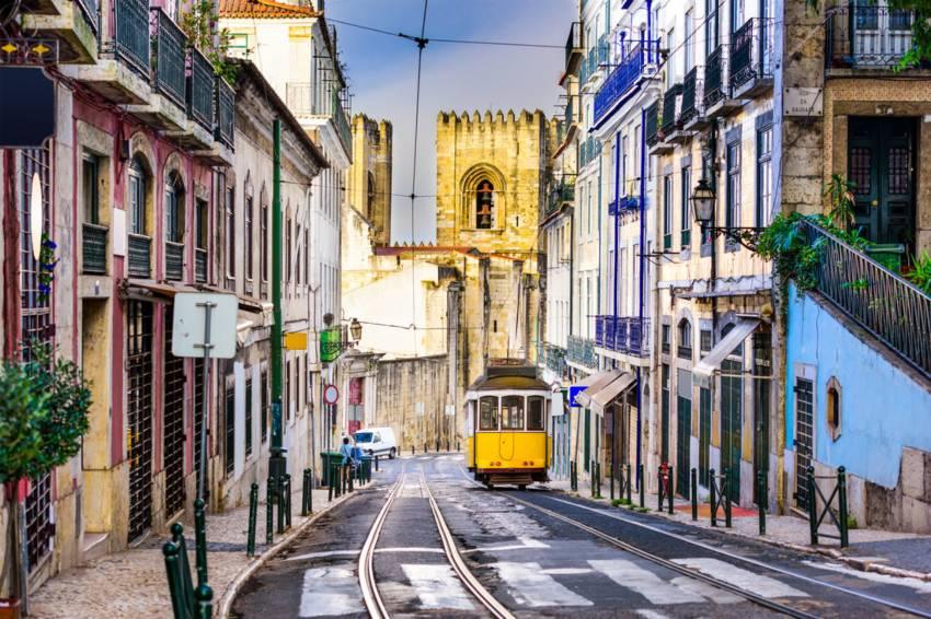 Туры по Лиссабону (фото)