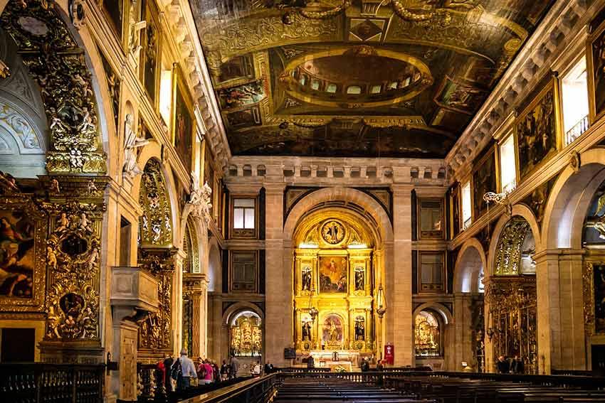 Церкви Лиссабона (фото)