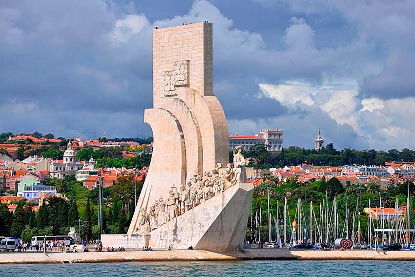 Памятники Лиссабона (фото)