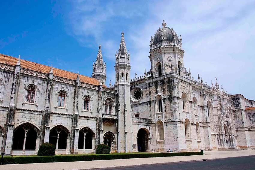 Монастырь Жеронимуш - гордость Лиссабона