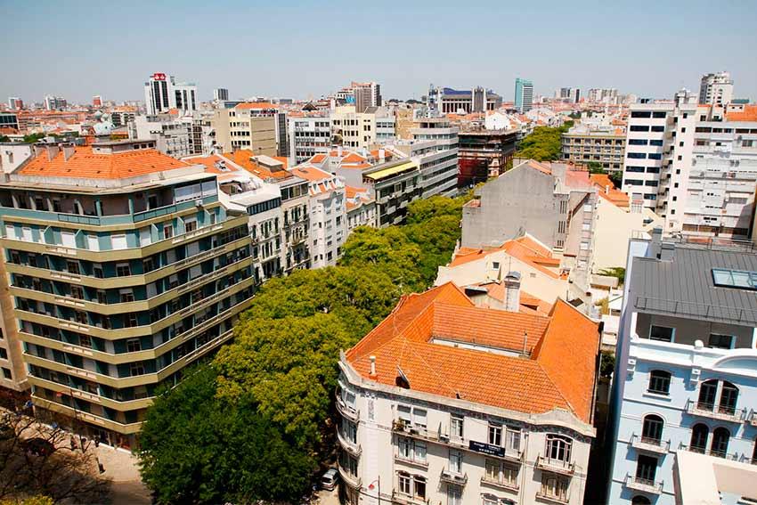 Районы Лиссабона для жизни и не только