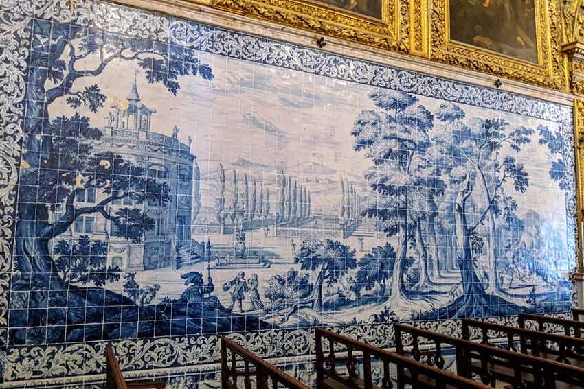 Гид в Португалии Жанна Белицкая: экскурсия в музей азулежу в Лиссабоне